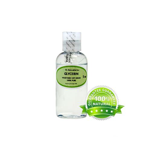 1 Liter Vg Vegetable Glycerin Usp Food Grade Import 5 oz glycerine glycerin usp grade vegetable ebay