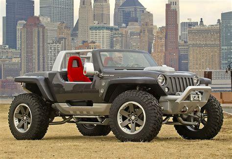 jeep hurricane 2005 jeep hurricane concept характеристики фото цена