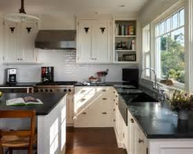 white kitchen cabinets black countertops white cabinets with black countertops houzz