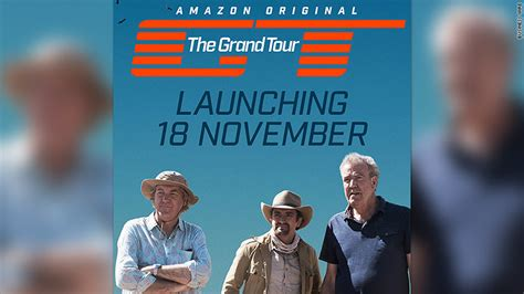 amazon grand tour the grand tour start date set for november on amazon