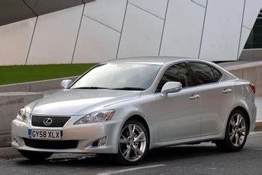 lexus is220d se company car reviews