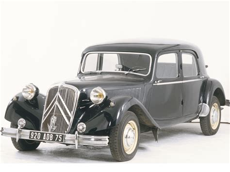 Citroen Traction Avant by Citroen Traction Avant Pictures Photos Information Of