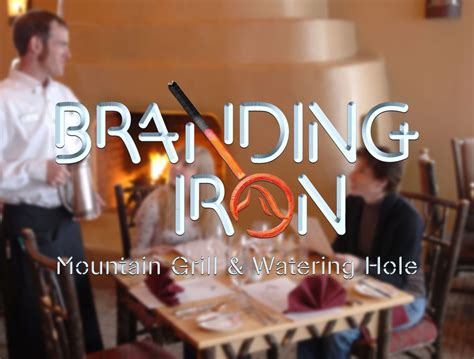 the branding iron grill grand targhee resort