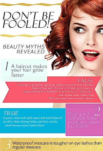 Four Skin Care Myths by Top 10 Myths Busted And Debunked 2013 Best Hair