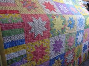 inch by inch quilting floating quilt
