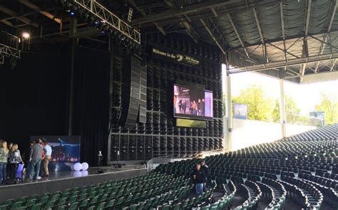 Pine Knob Michigan Concerts by Dte Energy Theatre Adds 2 Million High Def