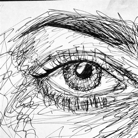 scribble on pinterest scribble eyes art pinterest an eye see you and