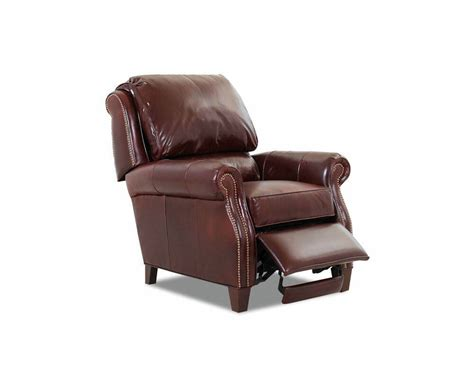 American Leather Recliners by American Made Reclining Leather Chair Martin Cl701
