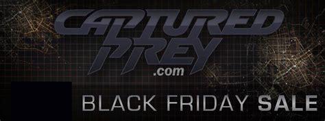 black friday 2015 updates sponsor update captured prey black friday deals