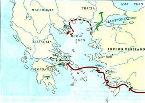 la prima guerra persiana le guerre persiane
