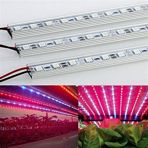 led grow light strips gled 174 5pcs 10w grow light bars light for hydroponic