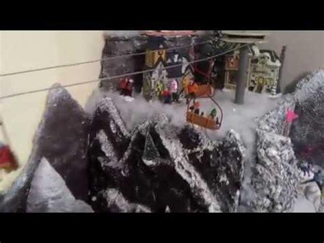 animated ski lift decoration ski lift doovi