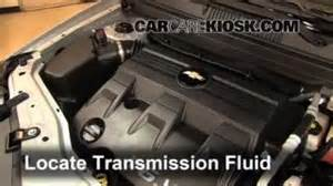 fix transmission fluid leaks chevrolet captiva sport 2012
