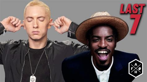 Says Eminem Lead To Attempt andre 3000 eminem lead last 7 october 31 2017