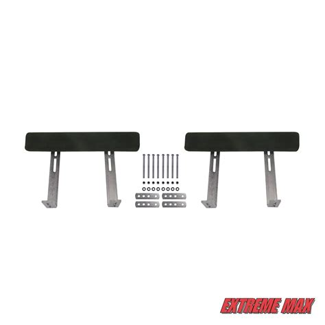 extreme max boat trailer guides extreme max 3005 2196 bunk trailer guide on pair 2