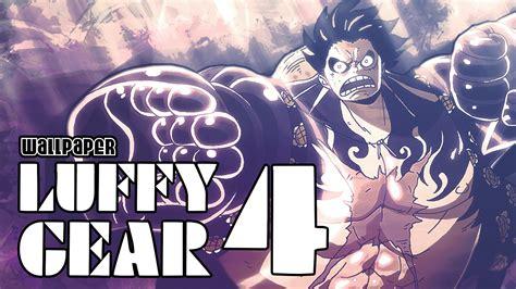 One Luffy Gear 4 Wallpaper