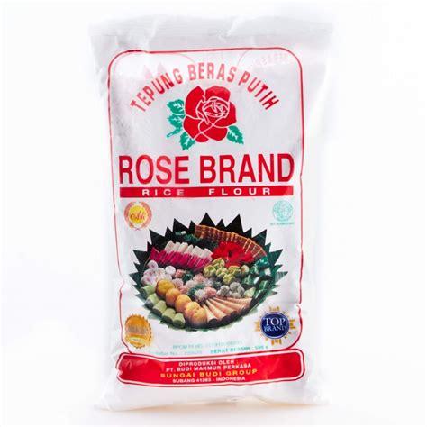 Gula Cair Rosebrand 500 Gr tepung beras brand adu harga