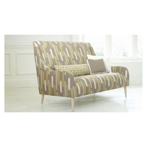 small 2 seater settee helena small 2 seater sofa long eaton upholstery at home