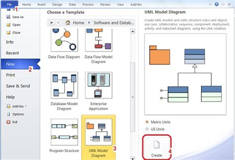 visio uml shapes visio 2010 uml model diagram template