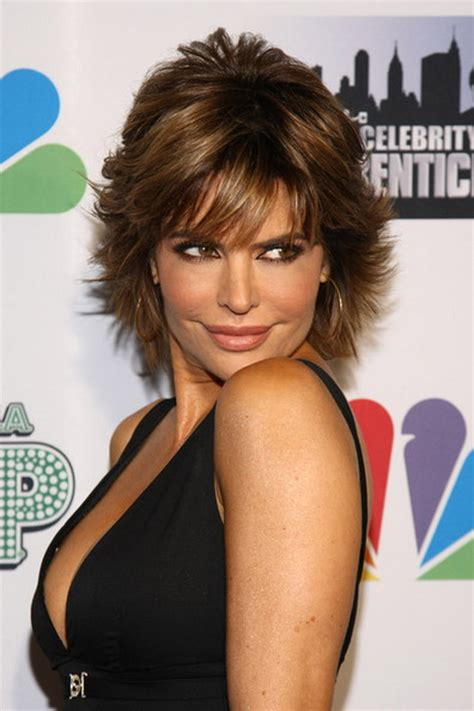 lisa rinnacurrent haircolir hairstyles like lisa rinna