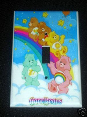 Care Bears Nursery Decor Care Bears Light Switch Cover Nursery Decor