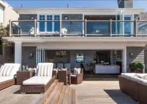 Coastal Bedroom Ideas california beach house with transitional interiors home