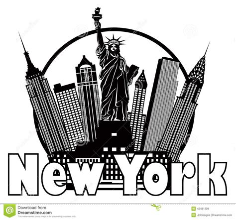 new york clip art images clipart panda free clipart images