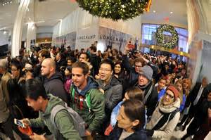 Thanksgiving Shopping Black Friday 2014 Why Shopping For Deals Makes People Go