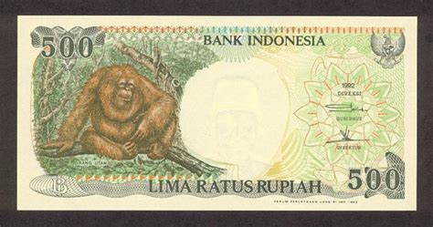 Uang 100 Rupiah Th 1992 traditional culture money 500