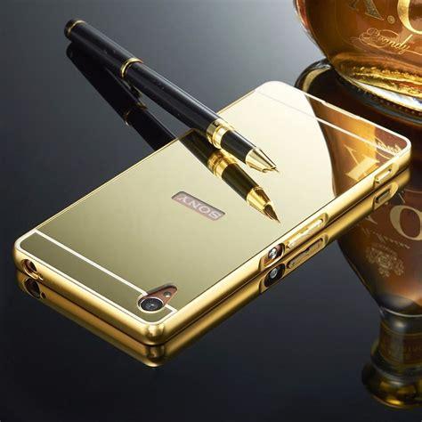Bumper Mirror Sony Xperia Z3 Z3 Plus Z4hardcaseslideh Murahz capa bumper espelhada celular sony xperia z3 plus z4 p