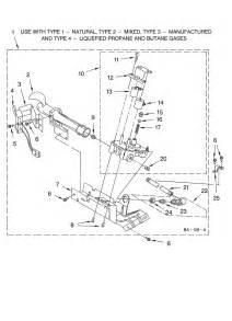 roper commercial dryer bulkhead parts model rgk2951kq1