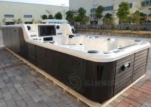 Spas For Sale Sale 2016 Balboa System Dual Zone 12 Persons Swimming