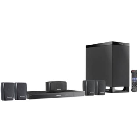 buy panasonic sc xh50 5 1 home theatre at best