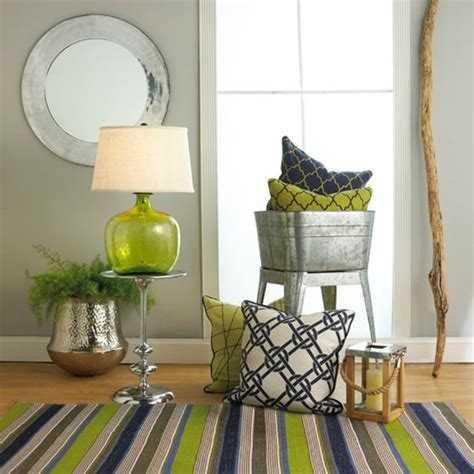 and blue home decor 49 best lime green decor images on home decor