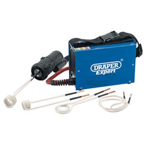 induction heater auto draper expert car garage induction heating heater coil gun tool kit 80808 ebay