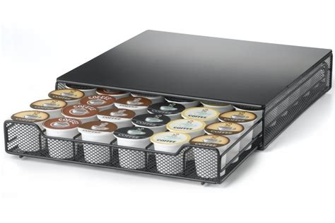 k cup drawer organizer 5 best storage drawer for 36 k cups great for any keurig