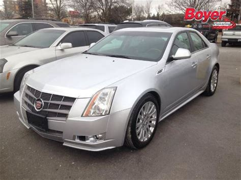 cadillac cts suspension 2010 cadillac cts awd sport suspension v6 pickering