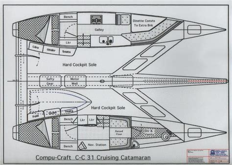 catamaran sailboat design compucraft yacht designs australia s longest serving
