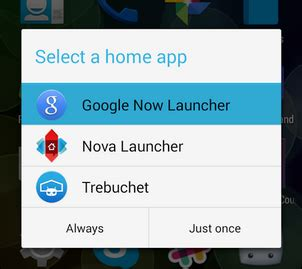 android reset just once always how to reset android s application launcher to the default