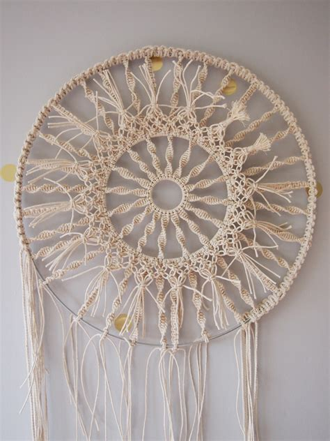 Macrame Design - how to macrame dreamer a pair a spare