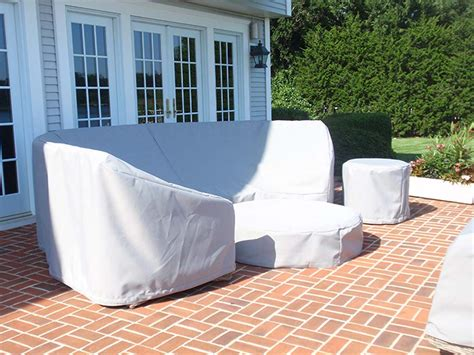 Outdoor Slipcovers Patio Furniture Patio Sofa Covers Waterproof Covers For Patio Furniture Outdoorlivingdecor Thesofa