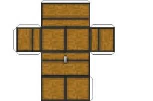 Minecraft Folding Paper - printables minecraft