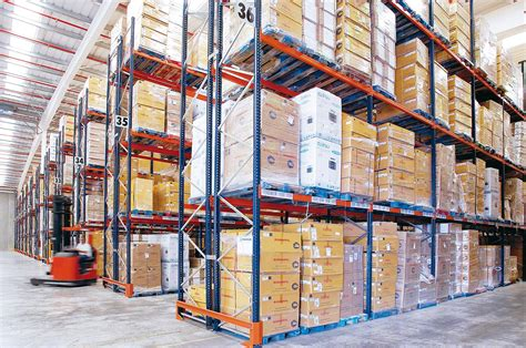 warehouse rack com pallet racks pallet racking interlake mecalux