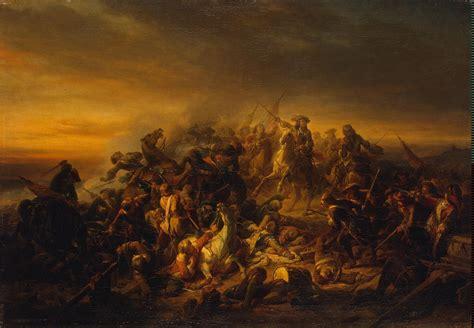 panting at battle at seneffe painting keyser nicaise de painting reproduction