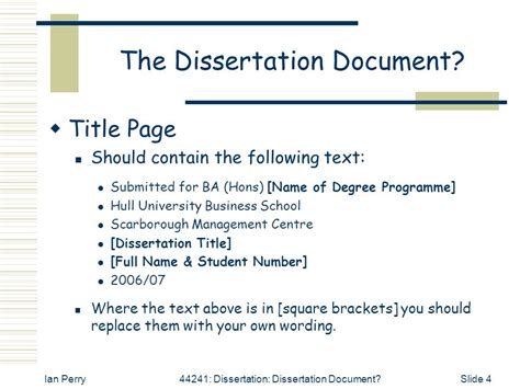 ba dissertation exles academic writings research papers and dissertations