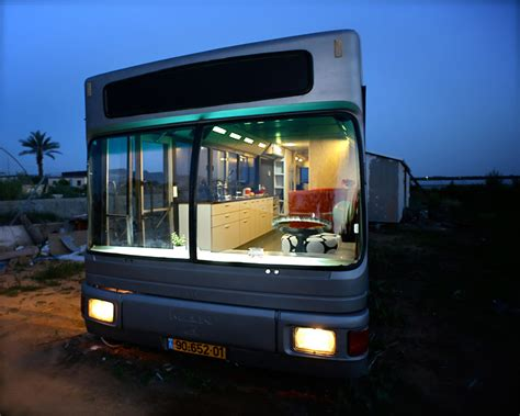 converted transportation tiny house swoon