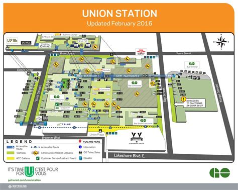 East Wing Floor Plan by About Union Station