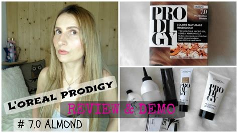 review demo l oreal evercurl l oreal prodigy 7 0 almond review demo
