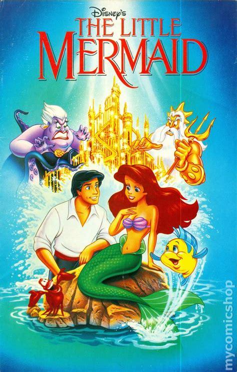 disneys the little mermaid 0717283194 walt disney s the little mermaid 1992 disney comic books