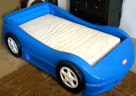 blue race car toddler bed adorable realistic race car bed design for toddlers